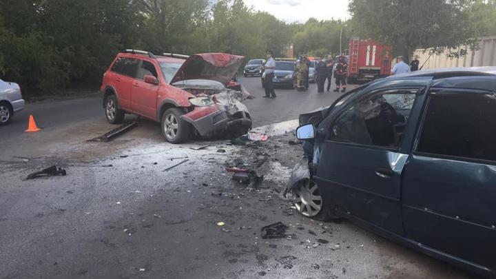Машина в кювете и лобовое столкновение: за сутки в Башкирии задержали 47 нетрезвых водителей
