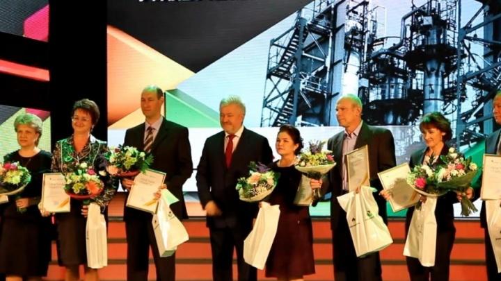«Башнефть-Уфанефтехим» отпраздновал 60-летний юбилей