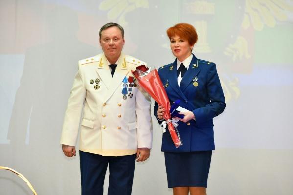 Андрея Назарова планировали согласовать ещё неделю назад, но он не успел приехать