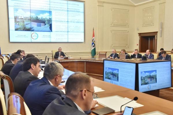 Министерство труда области предложило повысить зарплаты чиновникам