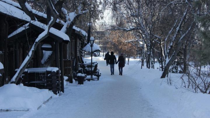 В Омской области спрогнозировали похолодание до –46 градусов