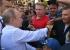«Я его потрогала!»: реакция екатеринбуржцев на вышедшего к ним Путина в видео