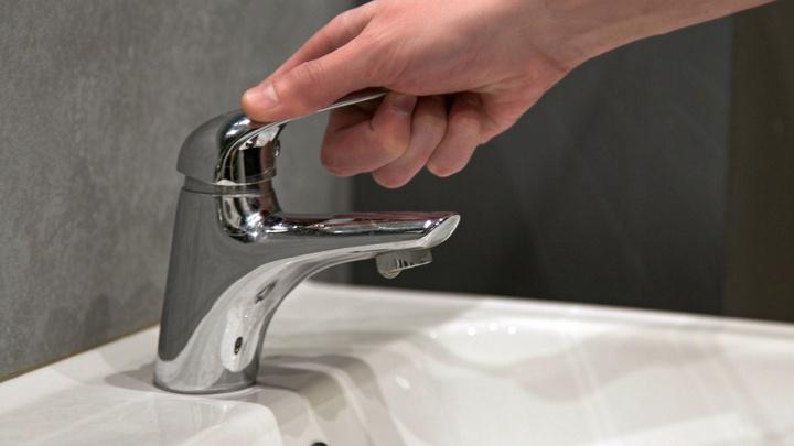 Сотни уфимцев останутся без воды на весь день
