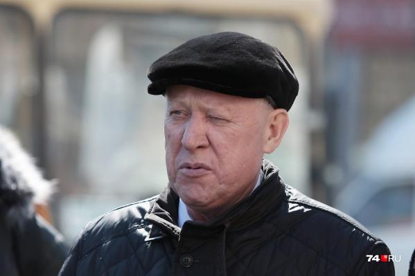 Евгений Тефтелев уже признал вину в получении взятки