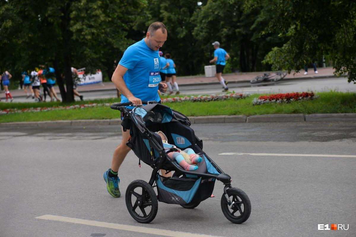 Для малышей в этом году будет специальный марафон