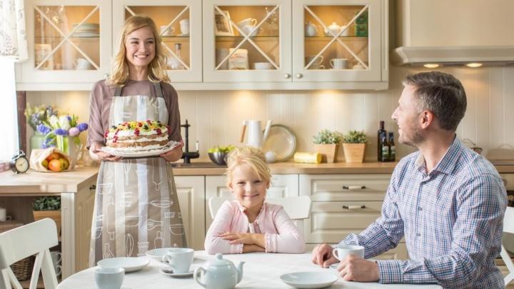 Маме в подарок: компания «LORENA кухни» объявила конкурс детских рисунков