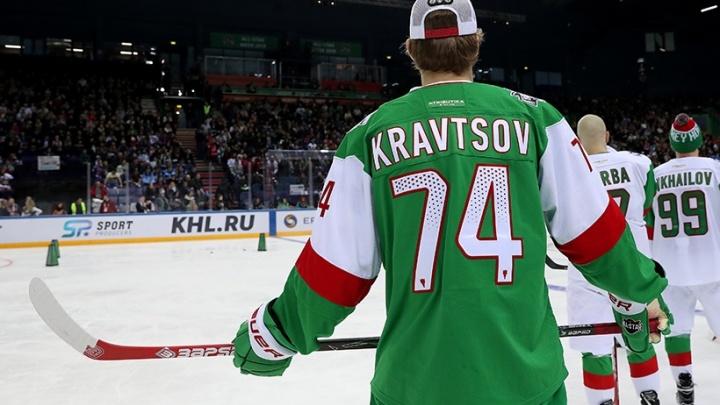 Матч всех звёзд КХЛ: Бурдасов победил, Кравцов забил и вновь взял бронзу