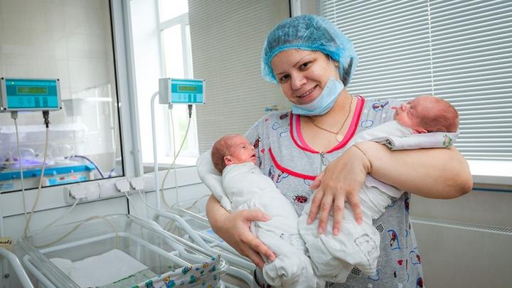 В Курганском областном перинатальном центре научат правильно рожать