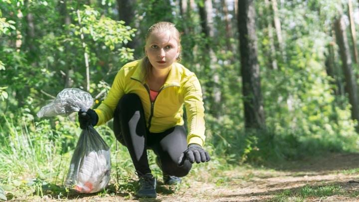 Плоггинг по-ростовски: горожане соберут бутылки и бумагу во время забега
