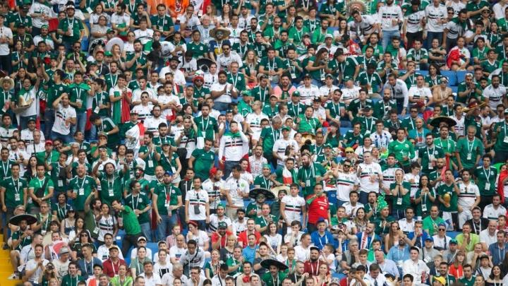 Матч Южная Корея — Мексика установил новый рекорд посещаемости «Ростов Арены»