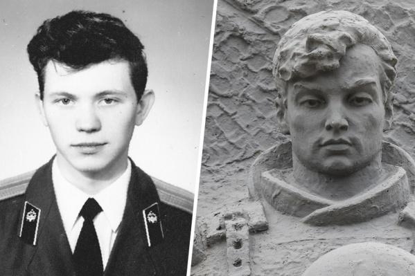 Капитан Алексей Журавлев подорвался на управляемой мине в 1998 году