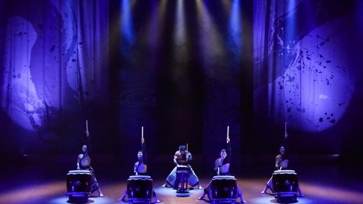 Зажигательное Шоу японских барабанщиков ASKA GUMI:шанс выиграть билеты предоставлен 4 счастливчикам