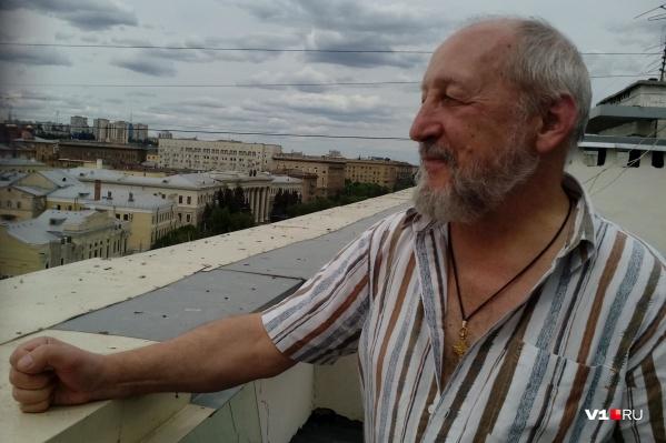 Новая выставка посвящена 70-летию Владислава Коваля