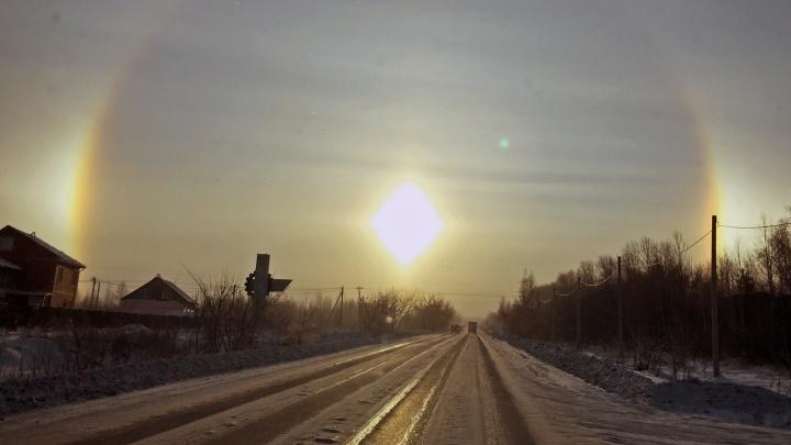 Морозы и метель: синоптики дали прогноз на середину ноября