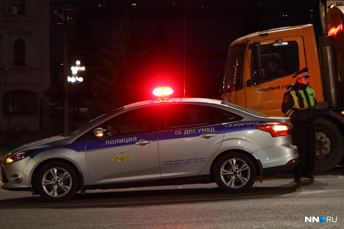 Серьезное ДТП в Лысковском районе