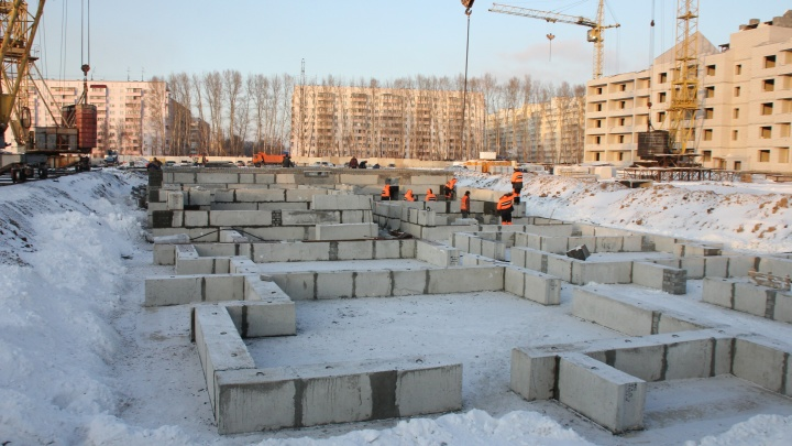В Новосибирске построили миллион квадратов нового жилья: больше всего на Южно-Чемском жилмассиве