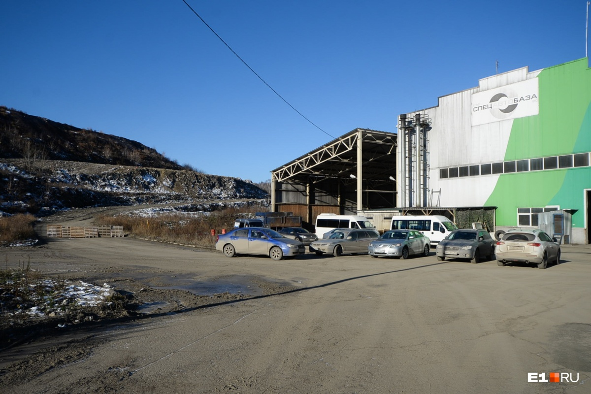 Мусоросортировочный завод устарел всего за несколько лет