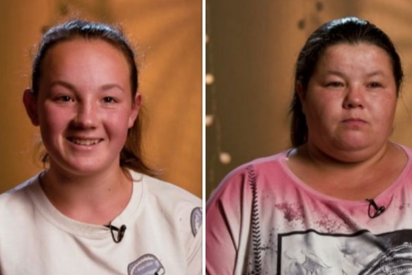 Маме Регине сейчас 32 года, а ее дочери Диане — 15 лет