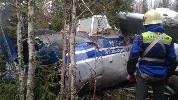 Стали известны фамилии пострадавших при жесткой посадке Ан-2 в Архангельской области