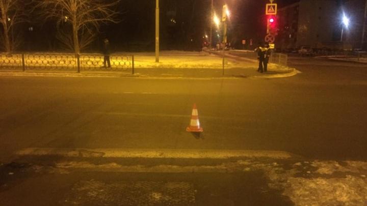 Появилось фото автомобиля, водитель которого сбил парня на ВИЗе и скрылся