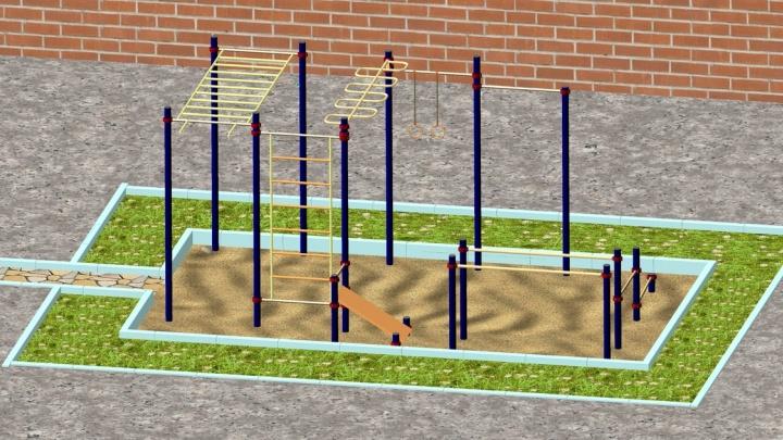 В Зауралье принимают заявки от муниципалитетов на размещение спортплощадок шаговой доступности