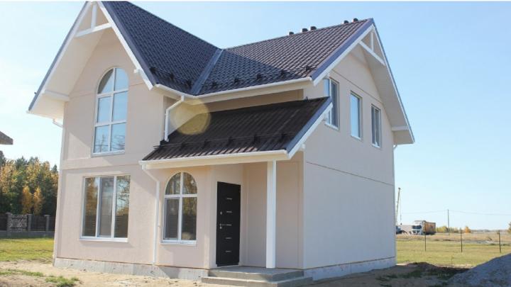 Немецкое качество и быстрый результат: строим загородный дом с коммуникациями за пять дней