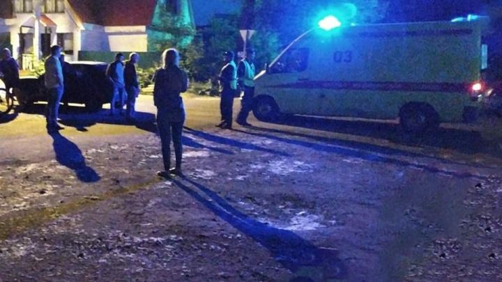 В Ярославле легковушка сбила 59-летнего велосипедиста