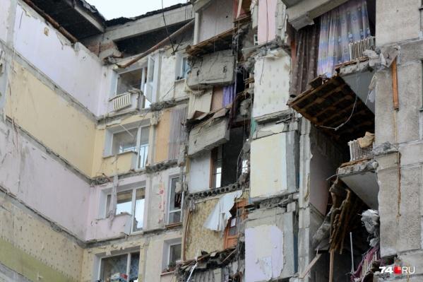 Жители соседних с местом ЧП подъездов ждут решения властей — расселят их или предложат остаться в этих квартирах