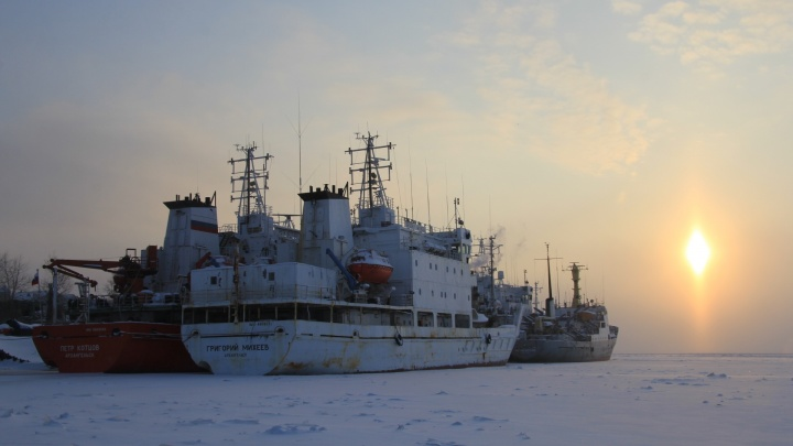 Мороз никуда не уходит: изучаем прогноз погоды в Архангельской области на 30 и 31 января