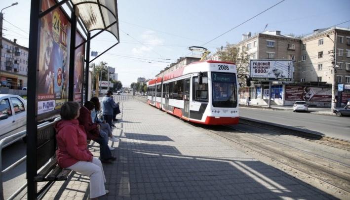 На УКВЗ прояснили судьбу трамвая с «гармошкой», «заглохшего» во время тест-драйва в Челябинске