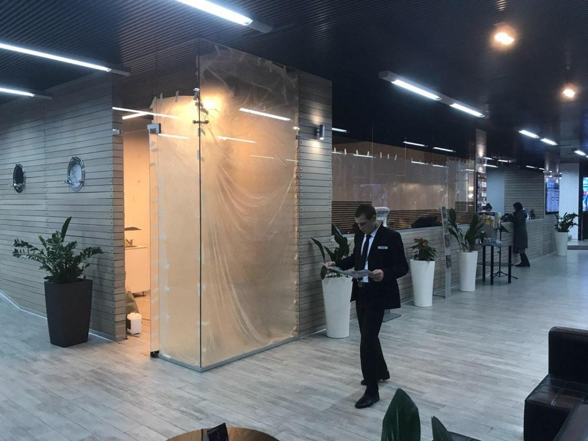Открытие точки в«Маринс Парк Отеле» обошлось в миллион рублей