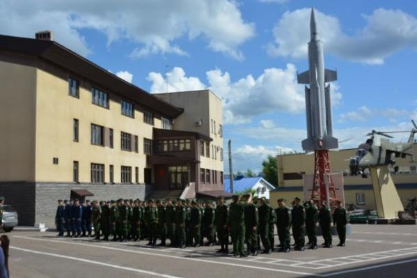 Солдаты отправятся на службу в войска Западного военного округа