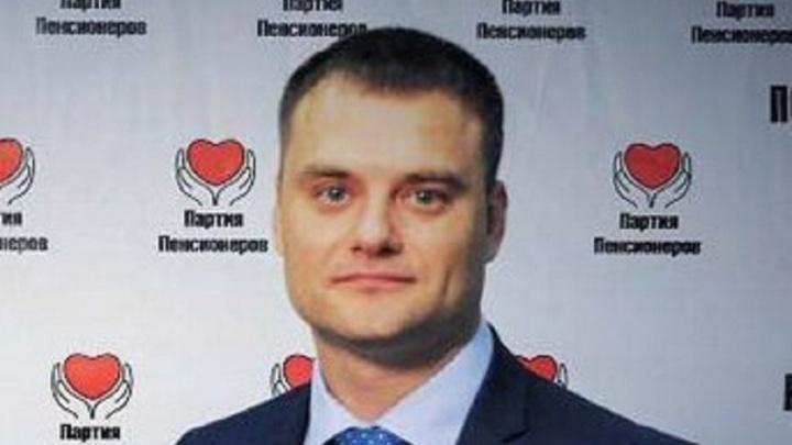 В Волгоградской областной думе появилась Партия пенсионеров