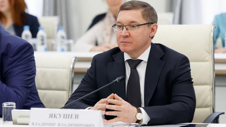 Что после отставки будет с Владимиром Якушевым — министром строительства (он недавно покинул Тюмень)