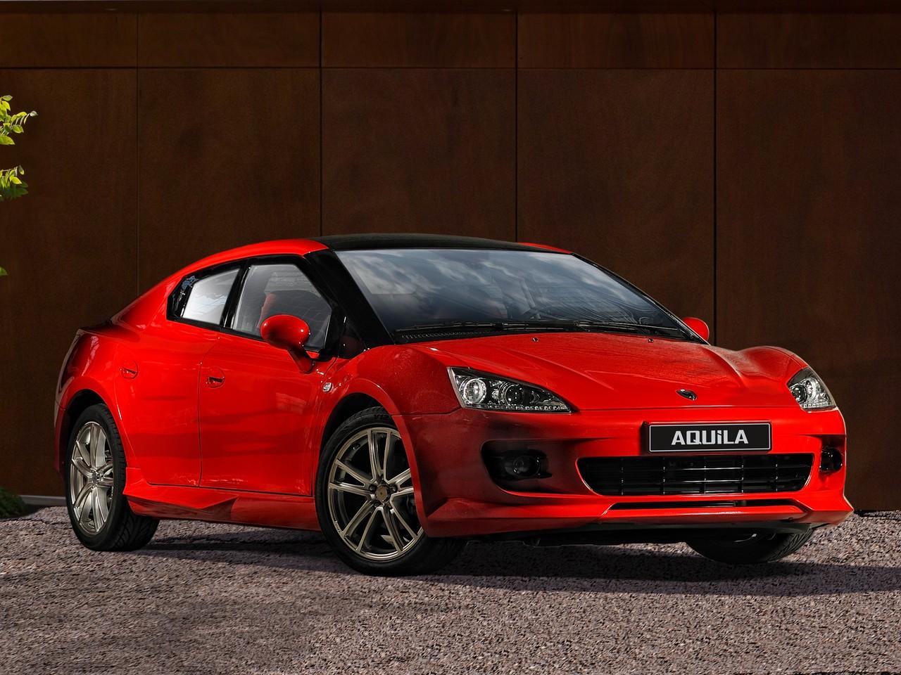После публикации таких фотографий Aquila стали сравнивать с Ferrari и Porsche Panamera. Авансы, конечно, не оправдались