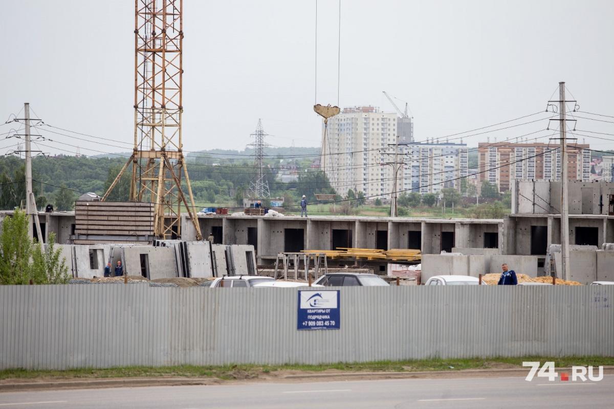 Застройщик микрорайона недосчитался от подрядчика почти 100 миллионов рублей