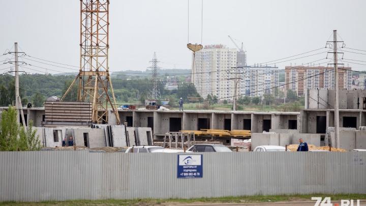 Стройку двух домов в «Академ Riverside» могут отложить из-за долга подрядчика в 100 миллионов рублей