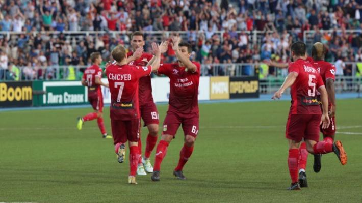 ФК «Уфа» назвали самым прибыльным клубом России