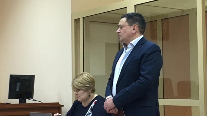 Экс-главу Минтранса Прикамья Алмаза Закиева приговорили к 8,5 года в колонии строгого режима