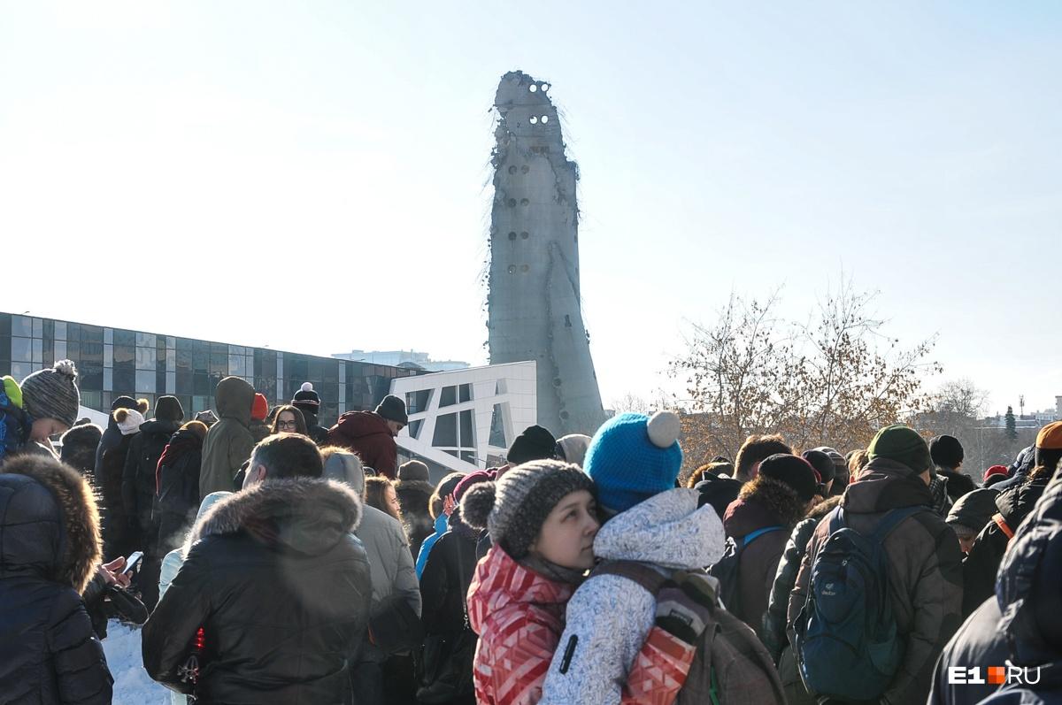 «Все мы немножечко телебашни»: реакция горожан на Екатеринбург без вышки