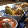 Еда за три рубля: готовим индейку, перцы и омлет как в ресторане