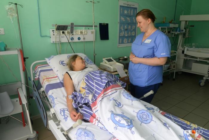 Перинатальный центр обогнал московский и занял второе место