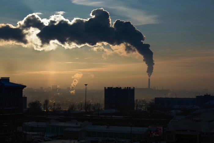 195 тысяч тонн загрязняющих веществ зафиксировано за год