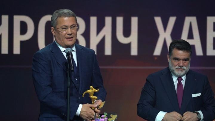 Башкирию назвали самым спортивным регионом страны
