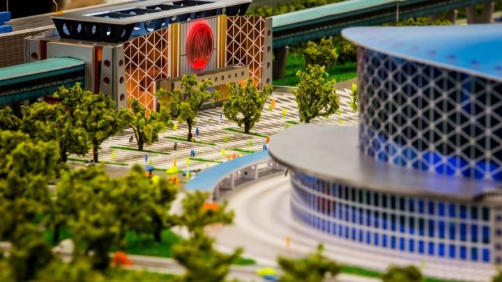 Новый подрядчик начал строить станцию «Спортивная»