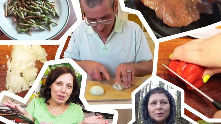 Сотни блюд и миллионы просмотров: обзор пермских видеоблогеров-кулинаров