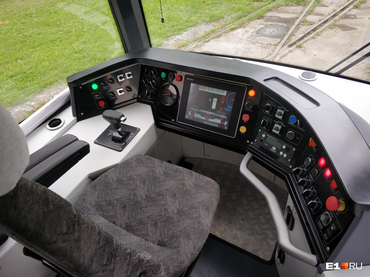 Говорят, что с технической точки зрения трамвай современный