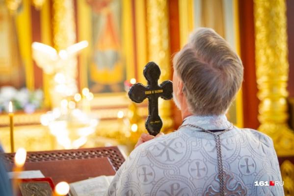Дату любого обряда следует заранее обговорить со священником
