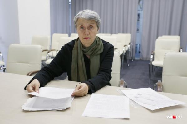 Ирина Кыштымова несколько лет сомневалась в необходимости операции, а когда получила заключение гистологии, поняла, что не зря