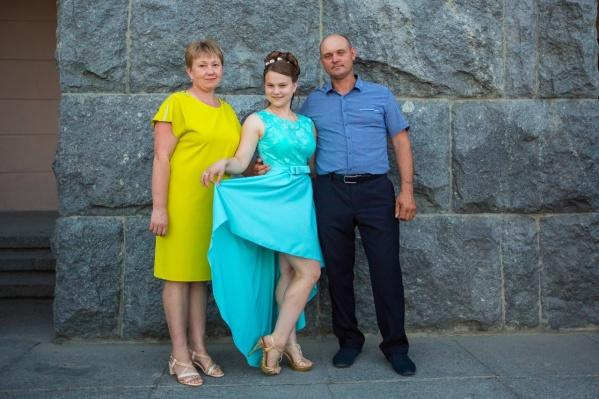 Ольга пошла по стопам любимой мамы, решив стать врачом